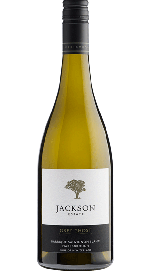 JACKSON ESTATE Grey Ghost Sauvignon Blanc (Last Stocks in Wgtn & Chch) 2012 (750ml)