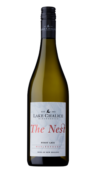 LAKE CHALICE - THE NEST Pinot Gris 2017 (750ml)