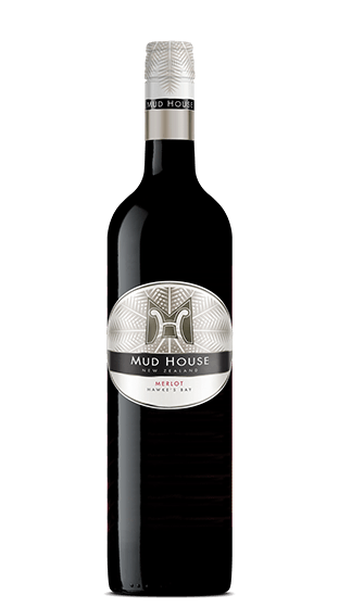 MUD HOUSE Hawke's Bay Merlot 2019 (750ml)