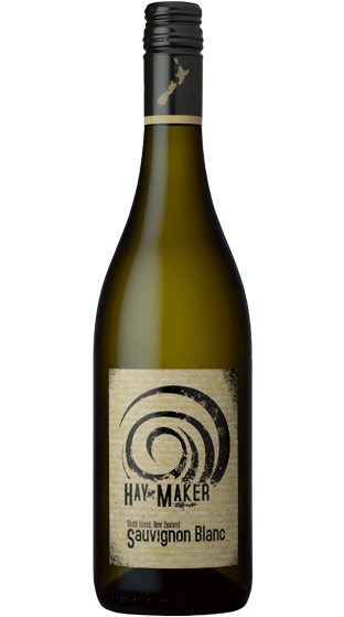 HAY MAKER South Island Sauvignon Blanc 2020 (750ml)
