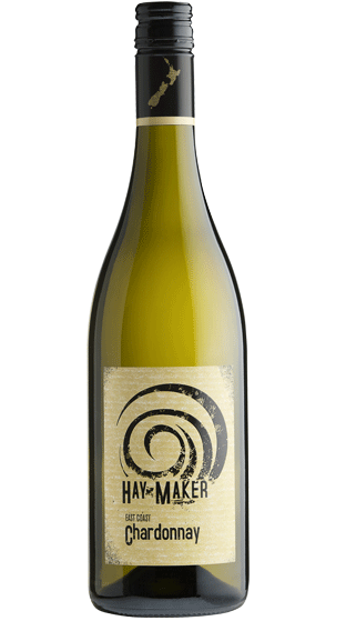 HAY MAKER Chardonnay 2019 (750ml)