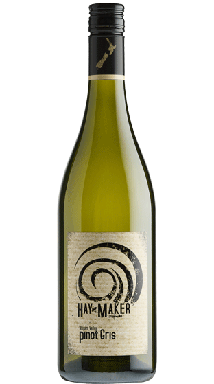 HAY MAKER Pinot Gris 2020 (750ml)