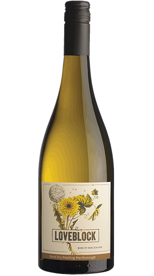 LOVEBLOCK Marlborough Bone Dry Riesling 14 2014 (750ml)