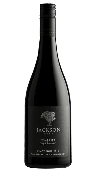 JACKSON ESTATE Somerset Pinot Noir 2014 (750ml)