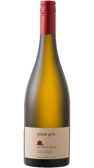 GROWERS MARK Single Vineyard Pinot Gris 2017 (750ml)