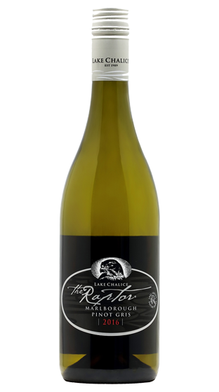 LAKE CHALICE Raptor Pinot Gris 2016 (750ml)