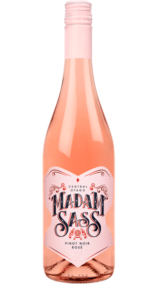 MADAM SASS Central Otago Pinot Rose 2019 (750ml)