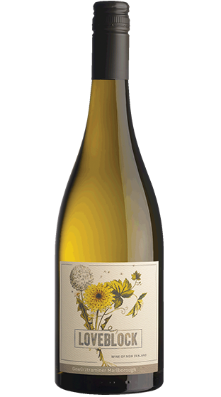 LOVEBLOCK Marlborough Gewurztraminer 2020 (750ml)