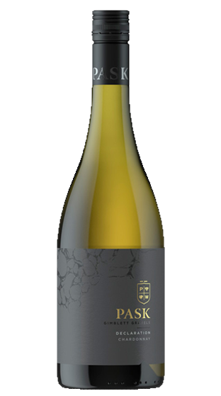 PASK Declaration Chardonnay 2016 (750ml)