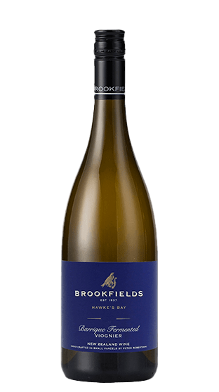 BROOKFIELDS Barrique Fermented Viognier 2019 (750ml)