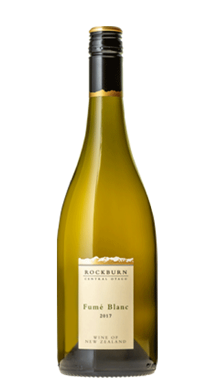 ROCKBURN Central Otago Fume Blanc 2017 (750ml)