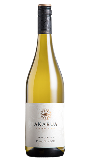 AKARUA Central Otago Pinot Gris 2018 (750ml)