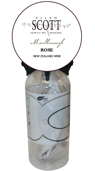 ALLAN SCOTT Rose Key Keg 20L 2019 (20.00L)