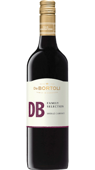 DE BORTOLI DB Family Selection Shiraz Cabernet NV  (750ml)