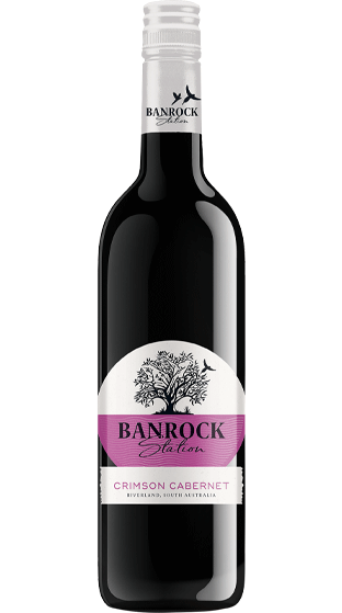 BANROCK STATION Crimson Cabernet  (750ml)