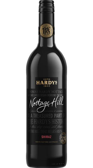 HARDYS NOTTAGE HILL Shiraz 2019 (750ml)
