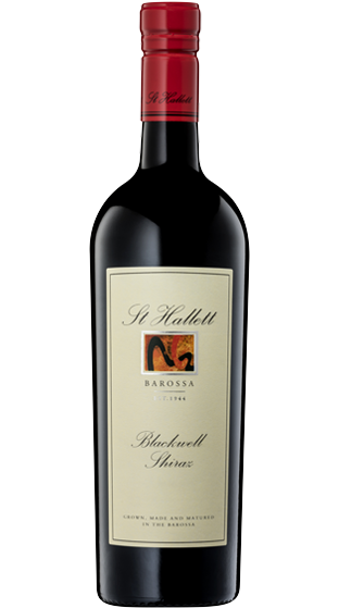 ST HALLETT Blackwell Shiraz 2016 (750ml)