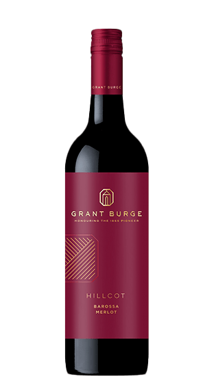 GRANT BURGE Vineyard Hillcot Merlot 2017 (750ml)