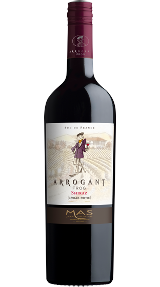 ARROGANT FROG Croak Rotie Shiraz 2017 (750ml)