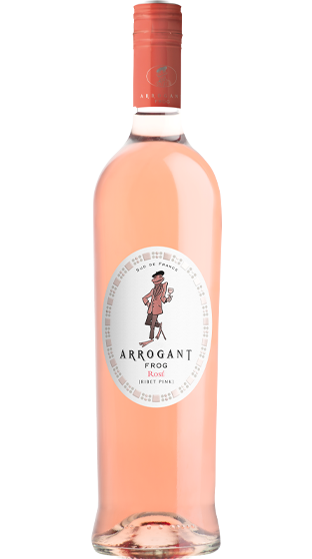 ARROGANT FROG Rose 2019 2019 (750ml)