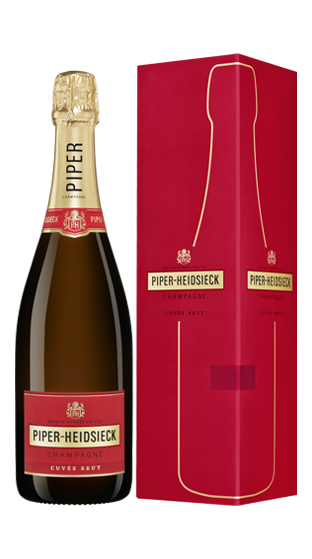 PIPER HEIDSIECK Cuvee Brut *WGTN ONLY NV (750ml)