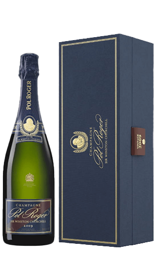 POL ROGER Pol Roger Cuvee Sir Winston Churchill 2009 (750ml)