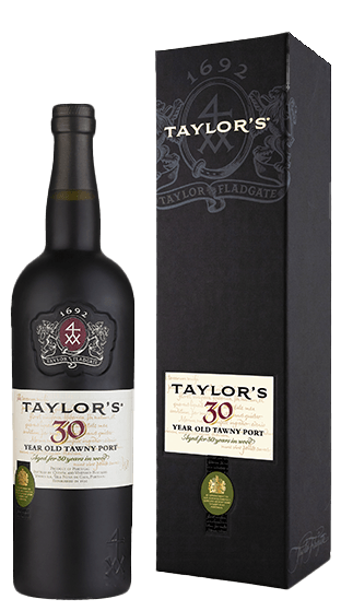 TAYLOR'S 30 Year Old Port - 'Gift Box'  (750ml)