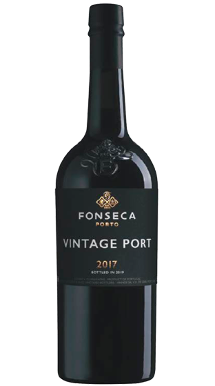 FONSECA Vintage Port (750ml) 2017 (750ml)