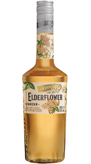 DE KUYPER Elderflower Liqueur (700ml)  (700ml)