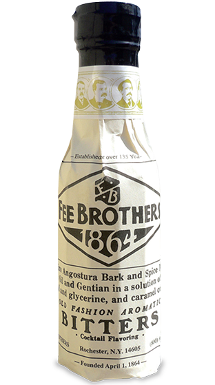 FEE BROTHERS Old Fashioned Bitters  (150ml)
