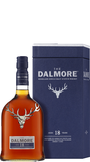 DALMORE 18 Year Old Whisky 700ml  (700ml)