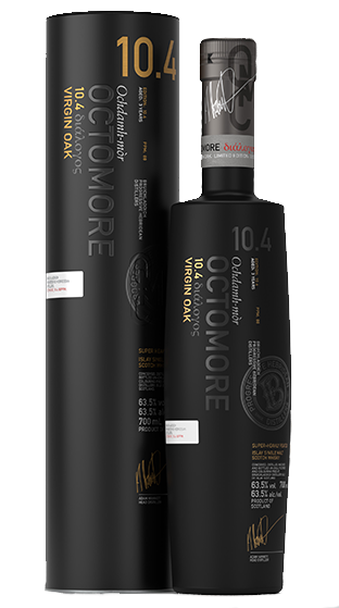 BRUICHLADDICH Octomore 10.4  (700ml)