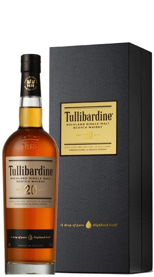 TULLIBARDINE 20 Year Old in Gift Box 700ml  (700ml)