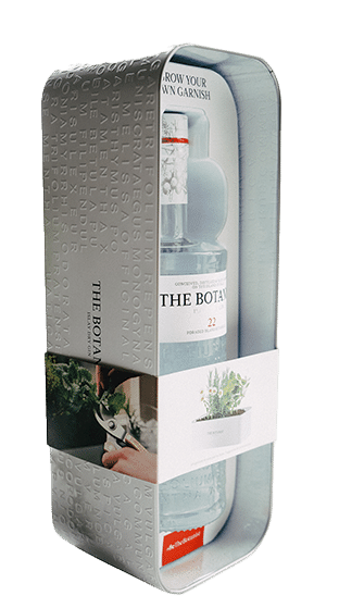 THE BOTANIST The Botanist Gin And Herb Planter Giftpack (4x700ml)  (700ml)