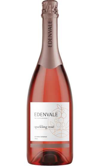EDENVALE Sparkling Rose - Alcohol Removed  (750ml)