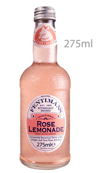 FENTIMANS Rose Lemonade  (275ml)