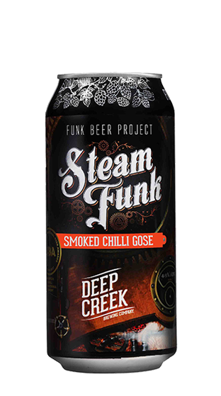 DEEP CREEK Smoked Chilli Gose (440ml)  (440ml)