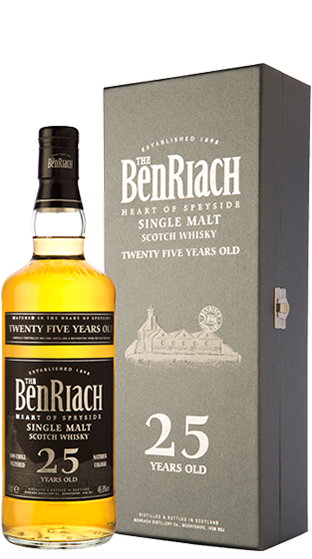 BENRIACH 25 Year Old  (700ml)