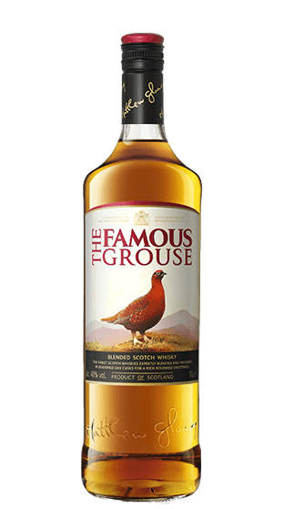 THE FAMOUS GROUSE Blended Scotch Whisky 1L  (1.00L)