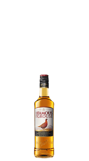 THE FAMOUS GROUSE Blended Scotch Whisky 50ml  (50ml)